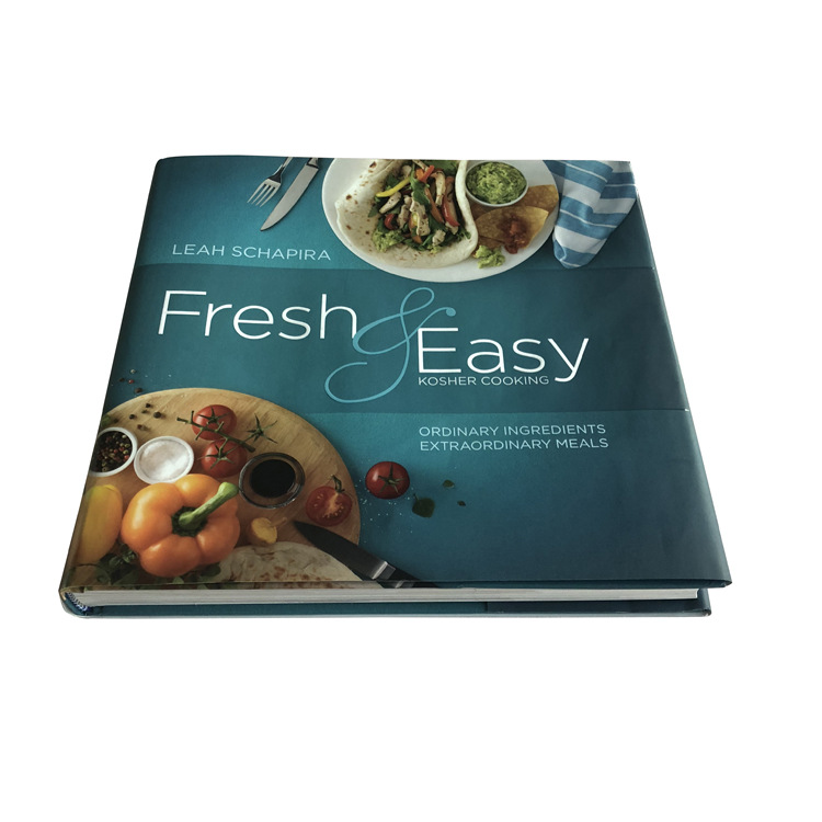 nice quality custom hardcover book wholesale