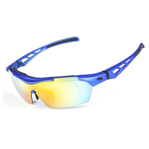 SEASUN Men Variety Colour Cycling Glasses Uv 400 Outdoor Sport Glasses For Cycling And Jogging Sports Glasses