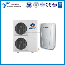 20KW max 80 Degree C air to water heat pump high temperature, air source heat pump high temperature,