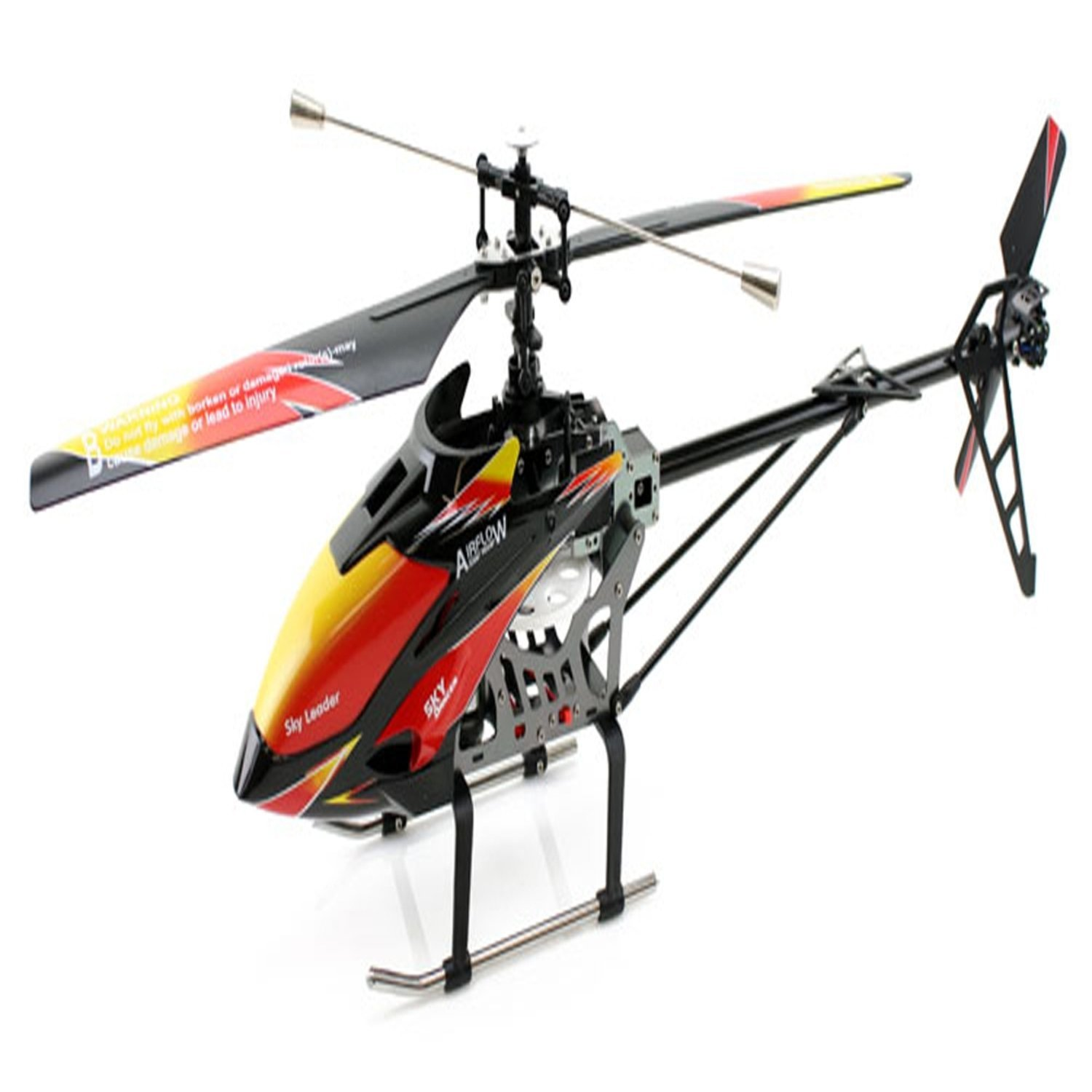 "WL V913 27"" Large 4 Channel 4CH RC Helicopter 2.4GHz Radio Control"