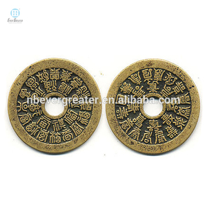 Custom metal old chinese coins, ancient coin of china