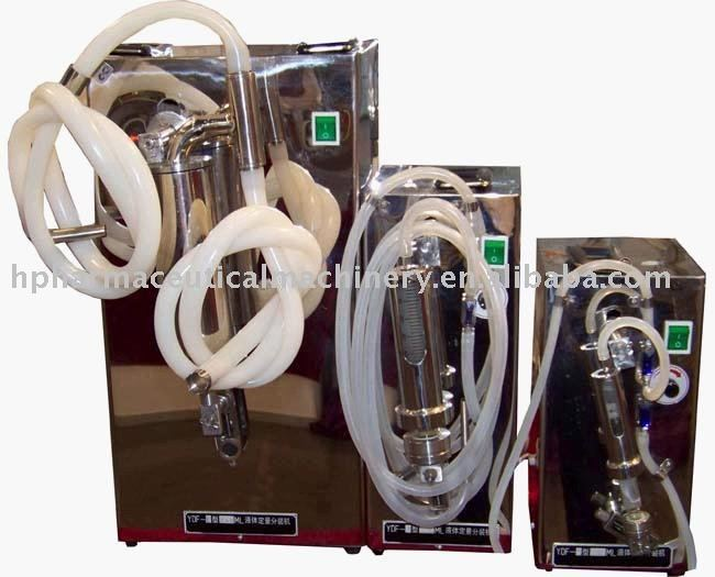 Mini electric liquid filling machine