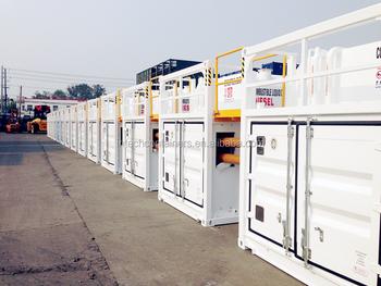 Itp Series Petrol Fuel Tank ContainerBunded Fuel Storage Tanks