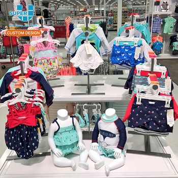 b7aea06cf0208d China Wholesale Children Garment Showcase Kids Wear Shop Display Showcase  Furniture