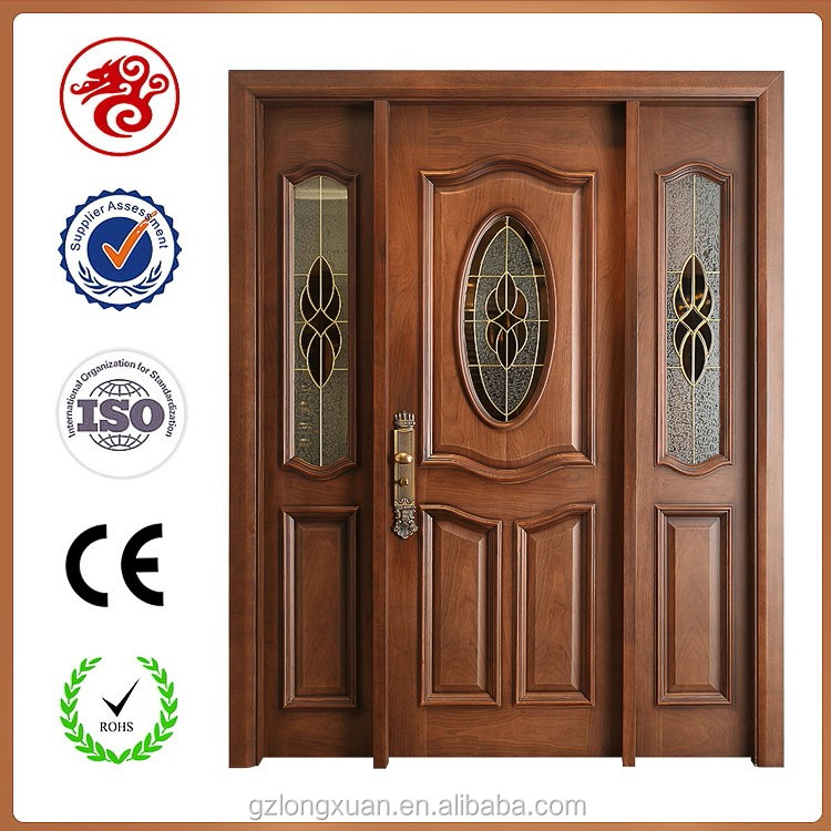 Main door grill design safety door design with grill Wooden main door designs in india