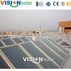 Economical and efficient solar water heating panel price in China