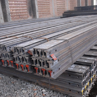 Light Steel Rail 12kg/m for Mining Track