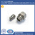 Good quality China OEM NPT JIC Stainless Steel Hydraulic Adapter fitting