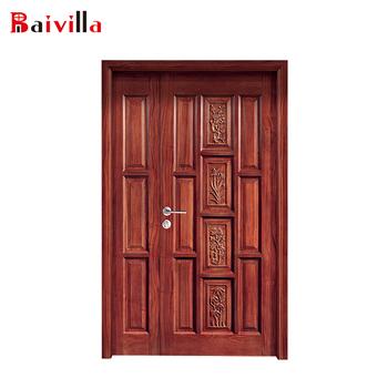 Main Door Models Front Door Design Unequal Double Door Buy Wood Main Door Modelsexterior Doorwooden Main Door Designs For Home Product On
