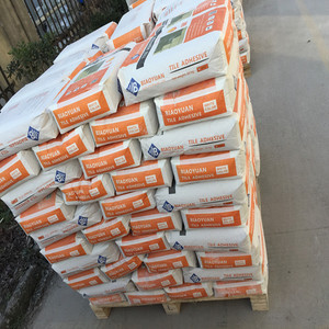 Hardening and Drying Tile &Natural stone adhesive