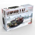 Meng Model TS 027 1 35 German Main Battle Tank Leopard 2 A7