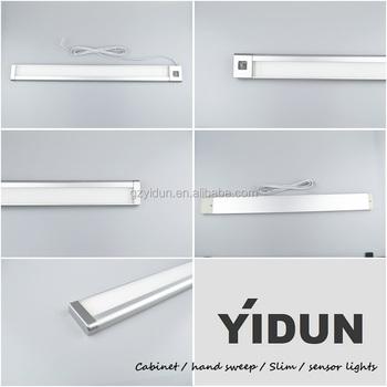 12 Volt Led Lights Under Cabinet Led Lights Sensor Switch Bedroom Furniture  Lamp