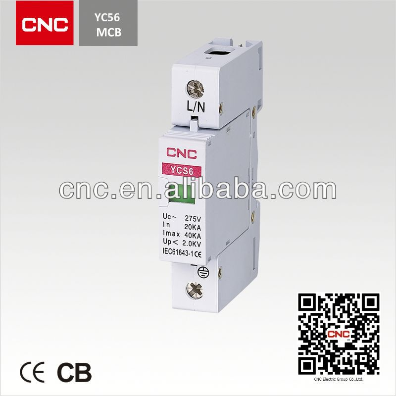 YCS6-C electrical equipment protection device.China Famous Export Enterprise.National Project Supplier