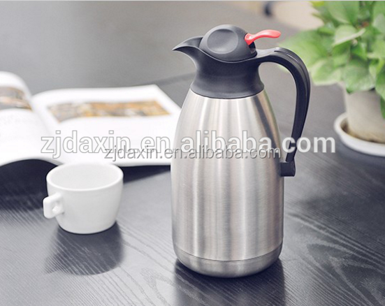 2L wholesale vacuum air pot electric /cookware food flask