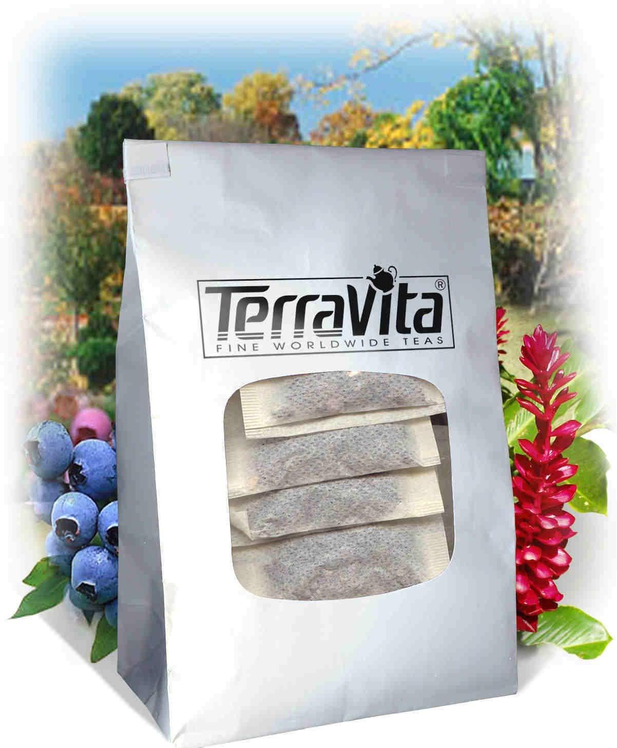 Breast Enhancement Formula Tea - Fenugreek, Saw Palmetto and Wild Yam (50 Tea Bags, ZIN: 514012) - 2 Pack