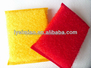kitchen accessories plastic kitchen sponge