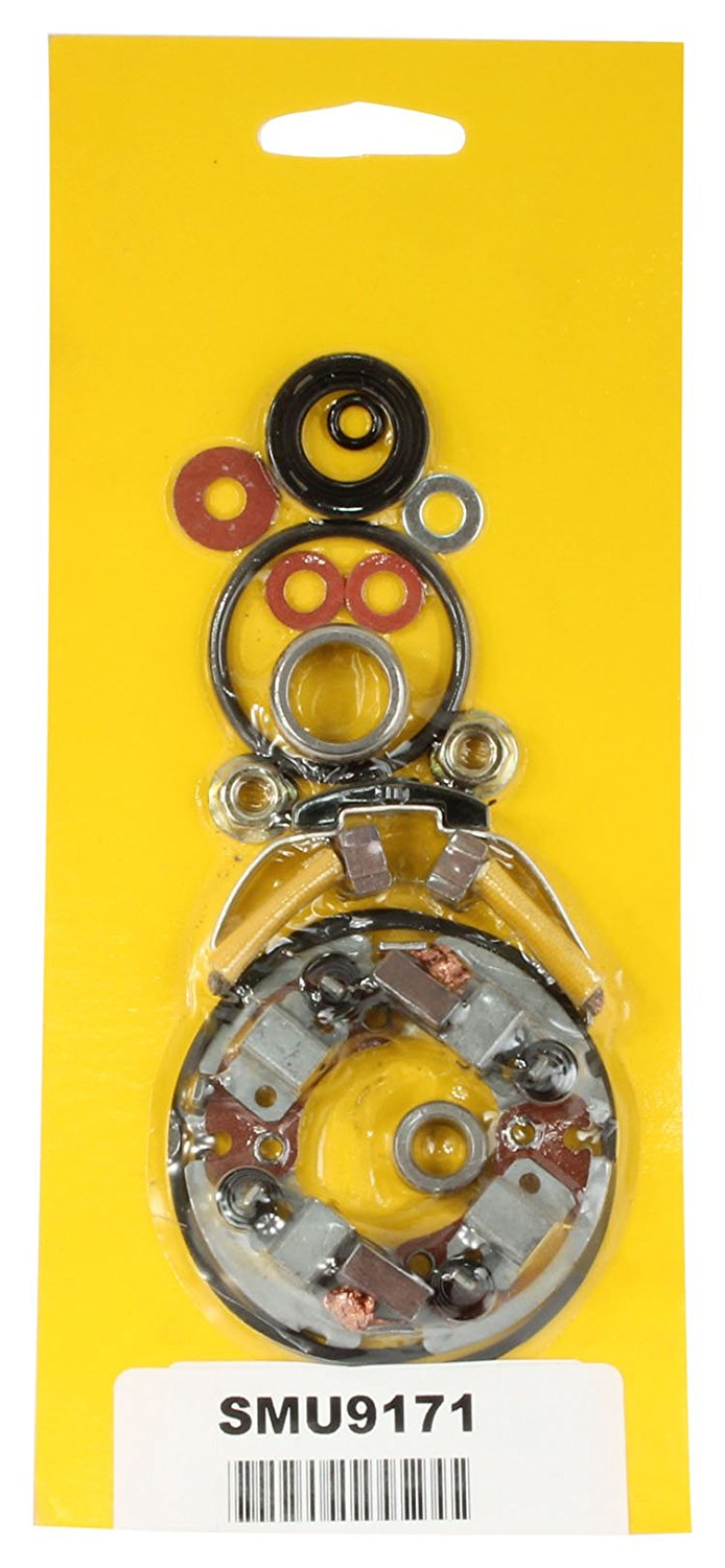 DB Electrical SMU9171 Starter Repair Kit Arctic Cat 454 Bearcat 96-98, 500 (98-99), Massey ATV (00-01)
