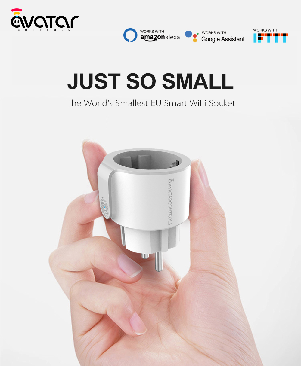 Hands Free Alexa Voice Control Tuya Smart Eu Wifi Plug Socket - Buy Tuya  Smart Plug,Smart Wifi Plug Socket,Eu Wifi Plug Socket Product on Alibaba com