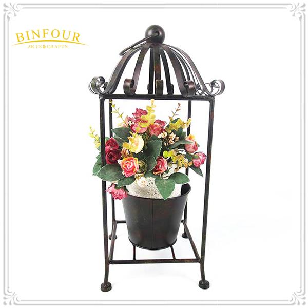 ext rieur ou int rieur d coratif fleur porte plante en pot pour la maison ou le jardin pots. Black Bedroom Furniture Sets. Home Design Ideas