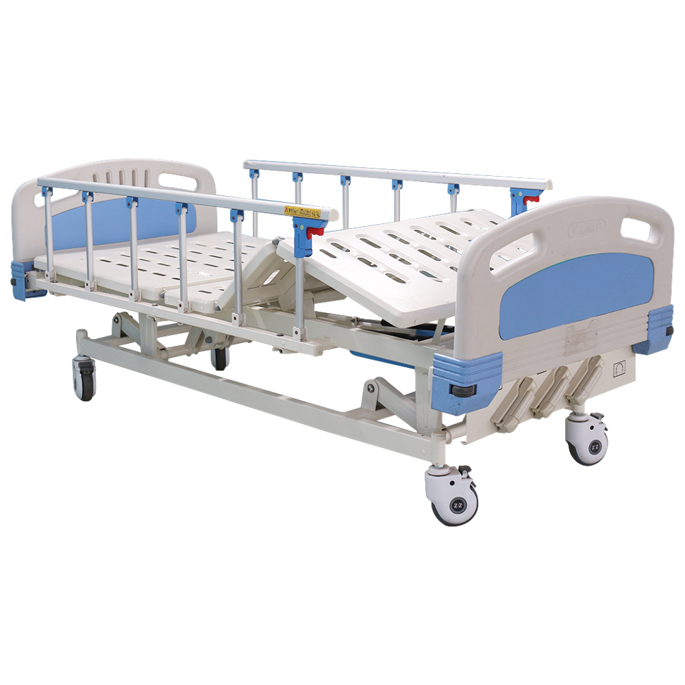Adjustable high low medical clinic bed invacare medical supply hospital bed