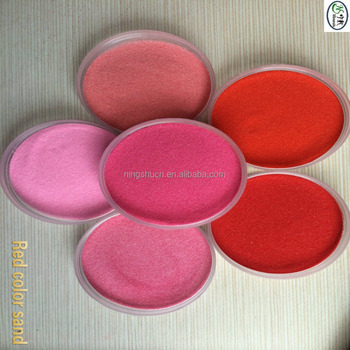 Pink Blue Decorative Coloured Sand For Diy Flowing Art Product On Alibaba