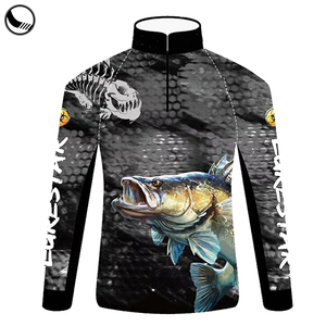 dye sublimation wholesale bass tournament fishing jerseys
