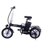 "Pedals assisted electric bikes 1 14"" Wheel Size and 200 - 250w Wattage cheap electric bikes electric folding bicycle"