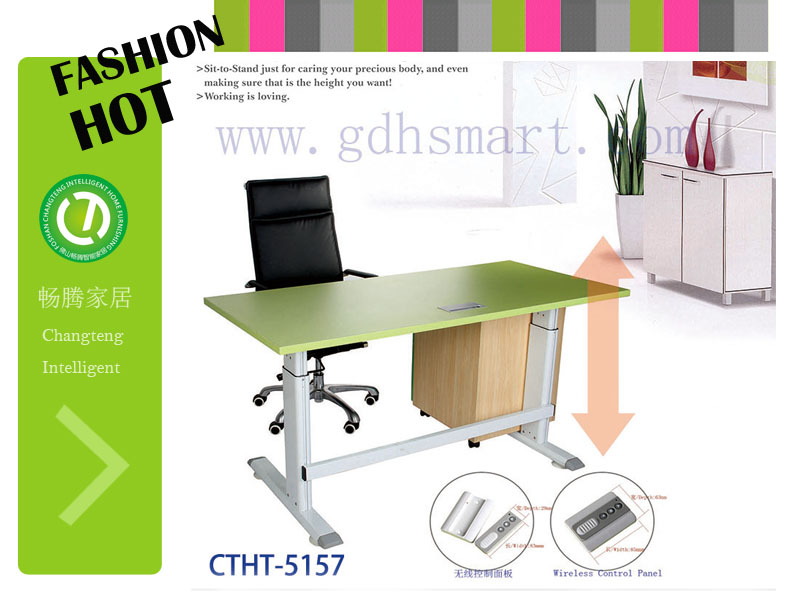 european classic height adjustable office table office furniture Kansas height adjustable laptop table
