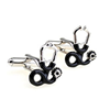 Guangzhou high fashion mixed doctor shirt cufflinks for gentlemen