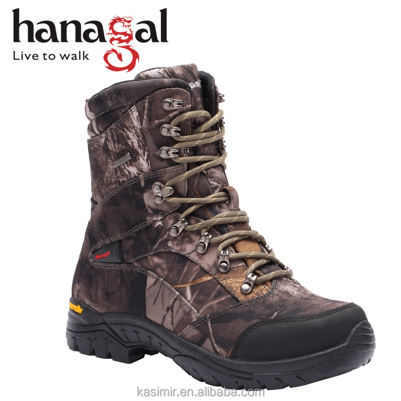 New collection China factory price high quality waterproof hunting boots camouflage army boots for men 52358