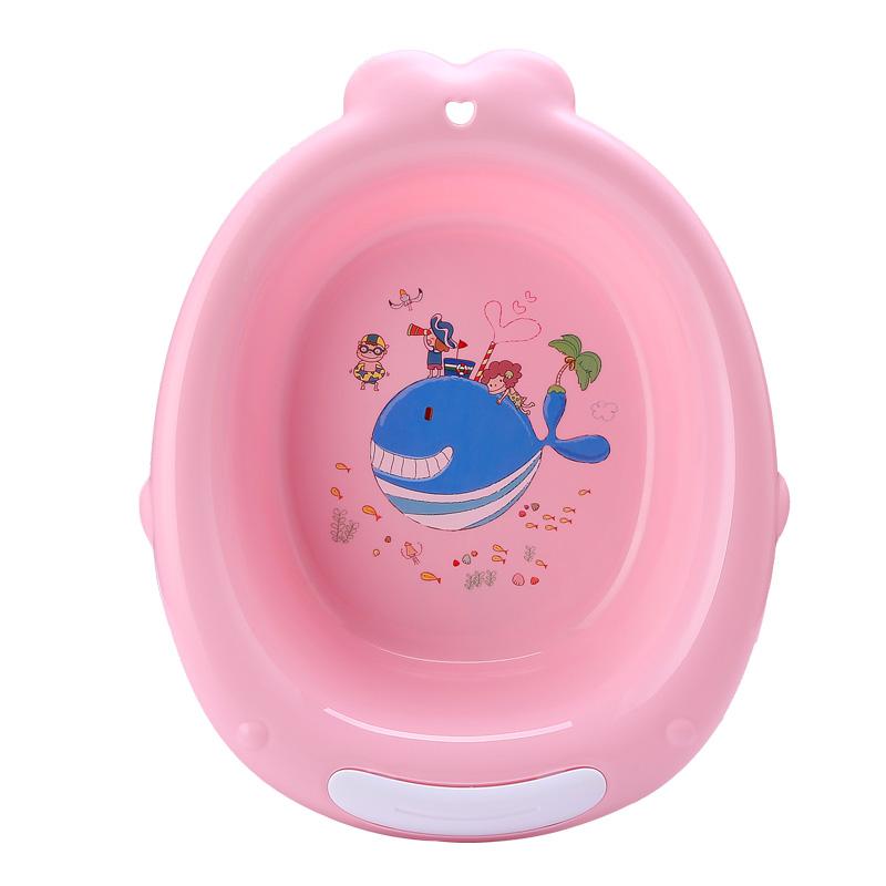 Cute Whale Baby Bathtub Colorful Plastic Kids Bath Tub - Buy Kids ...