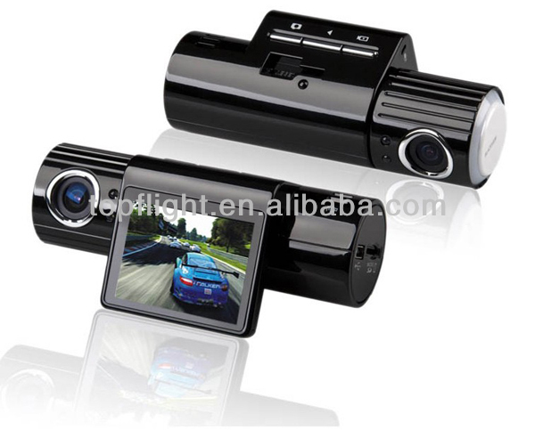 720P HD BlackBox Q7 Vehicle Car Camera DVR