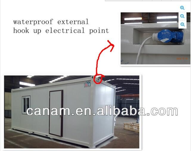 Low cost prefabricated eps houses/container house
