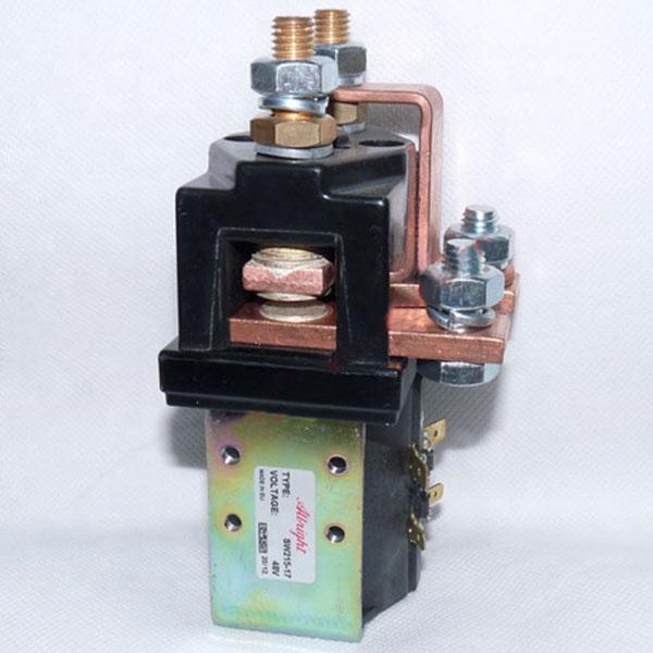 Huanxin Winch Waterproof DC Solenoid Contactor/DC Relay Contactor SW215-16 48V-400A