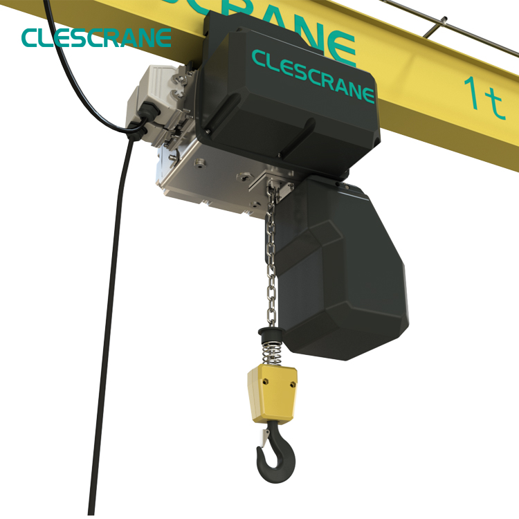 Pay attention to details hoisting tools manual lifting hoist chain