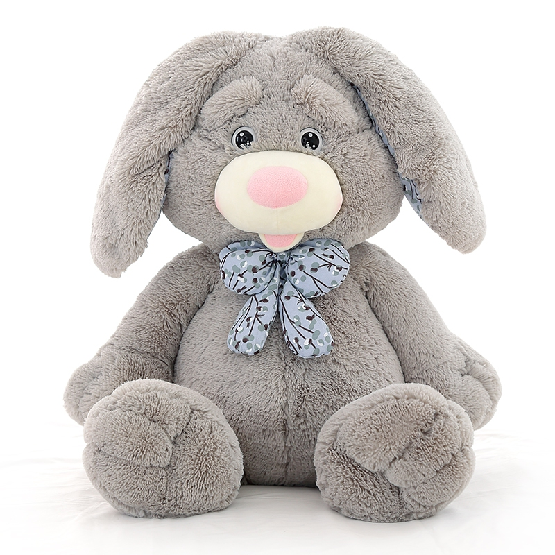 2019 new outdoor valentin plush <strong>rabbit</strong> stuffed &amp; toy animal soft toys