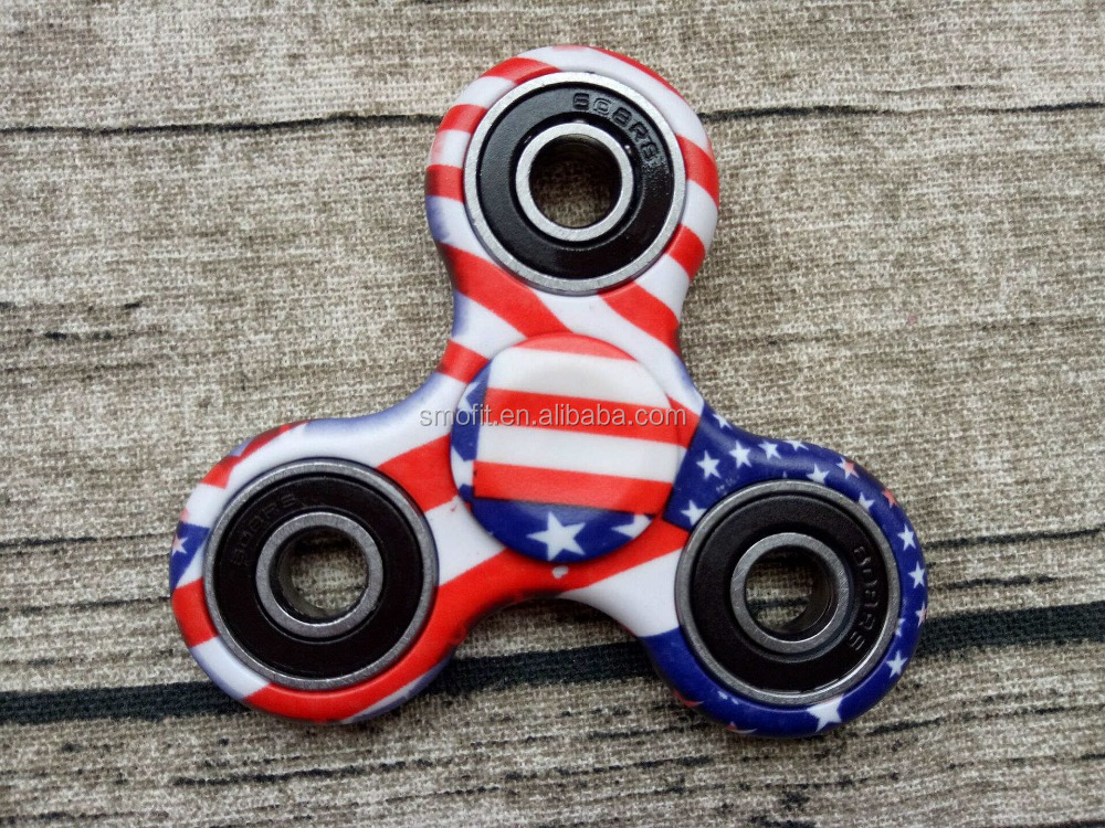 Edc toys for kids&adult with CE/ROHS fidget spinner USA with a factory price