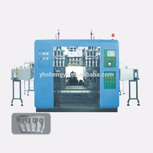 2018 Wholesale new design Hydraulic Automatic plastic variety of bottles blow molding machine