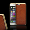 PP leather case cover for iphone 6 case cover