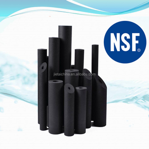 NSF Certified Customized Coconut Shell Activated Carbon Block Water filter Cartridge