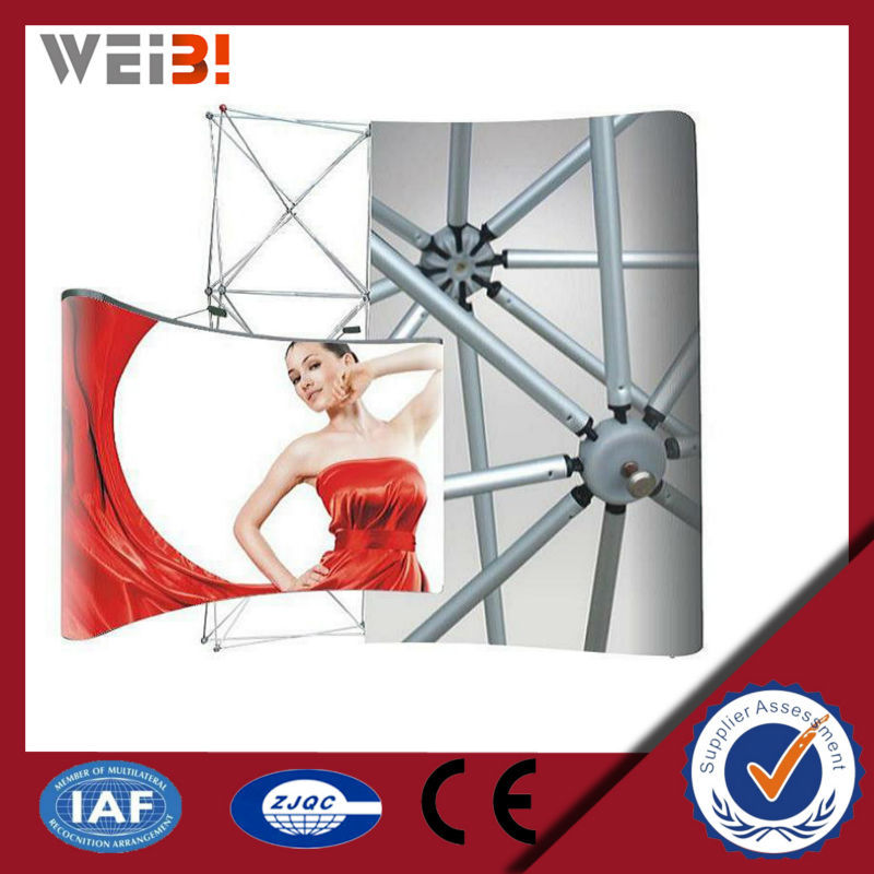 3X3 Exhibition Booth Pop Up Gazebo