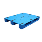 Supply top floor stacking deck plastic pallet
