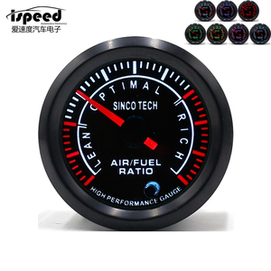 2 Inch 7 Color High Speed Air Fuel Ratio Gauge Stepper Motor Gauge