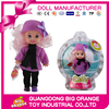 Baby Dolls Toys Little Girl Doll Wholesale Winter Theme