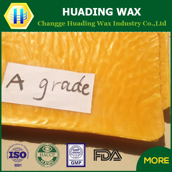 Newest and 2014 factory source best quality Original beeswax