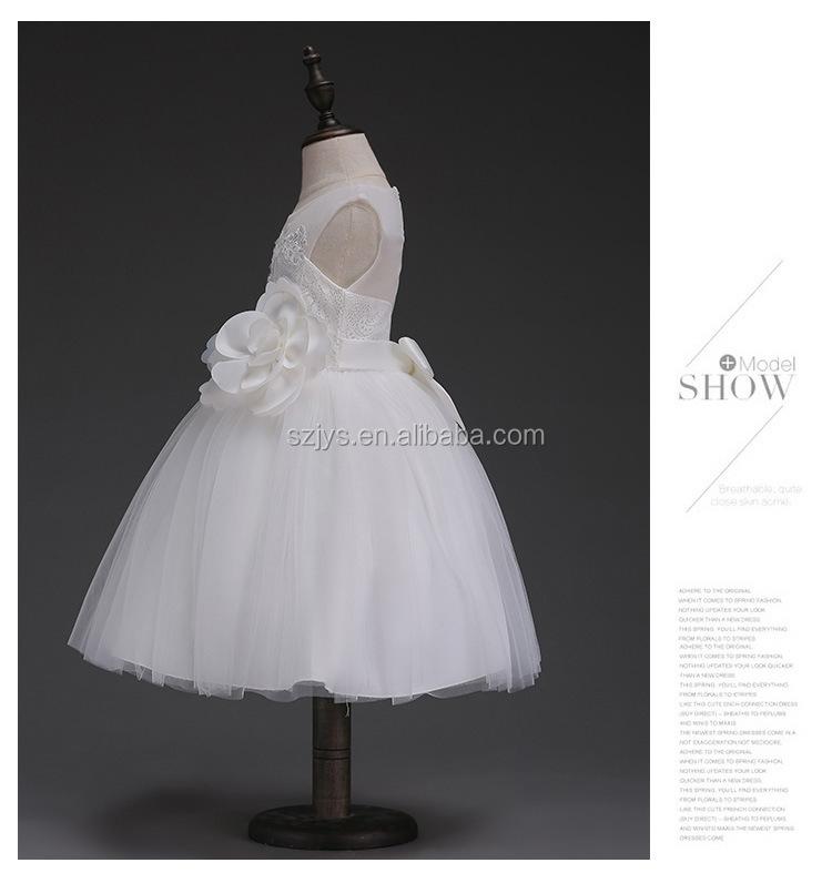 bc0218555 2017 Birthday Dress For Girl Of 3-8 Years Old Baby Girl Wedding ...