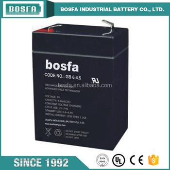 6v4 5ah 20hr Rechargeable Battery Powered Led Light Bar Buy 6v4