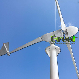 Hot sale high efficiency mini wind turbine windmills 1kw renew energy generator