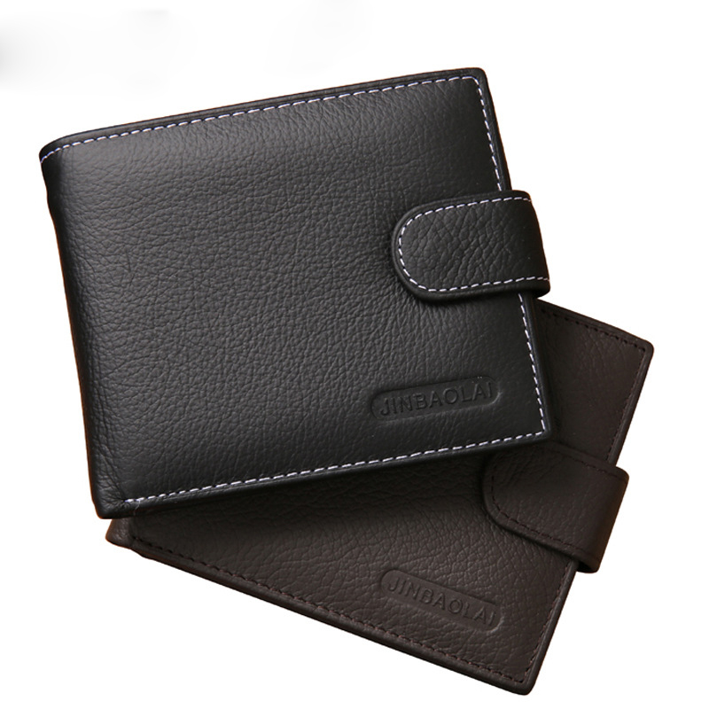 wholesale portable multifunction thin men card leather <strong>wallet</strong>