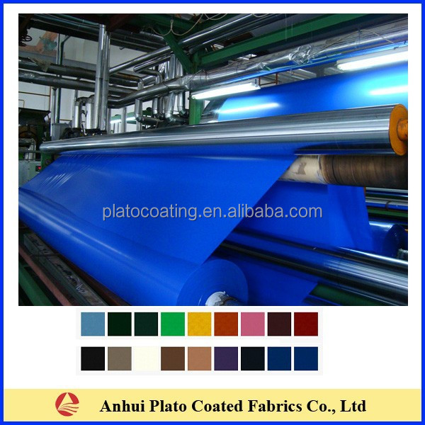 pvc fabric for oil containment boom